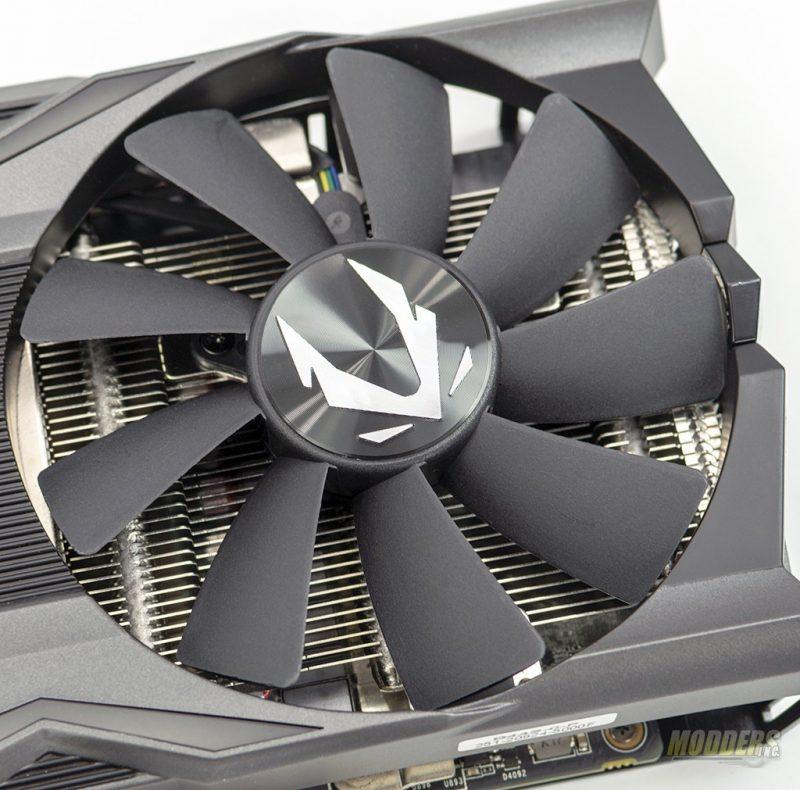 ZOTAC GAMING GeForce RTX 2070 MINI Review DLSS, Gaming, GPU, Graphics Card, Nvida, Real Time Ray-tracing, rtx, Video Card, Zotac 4