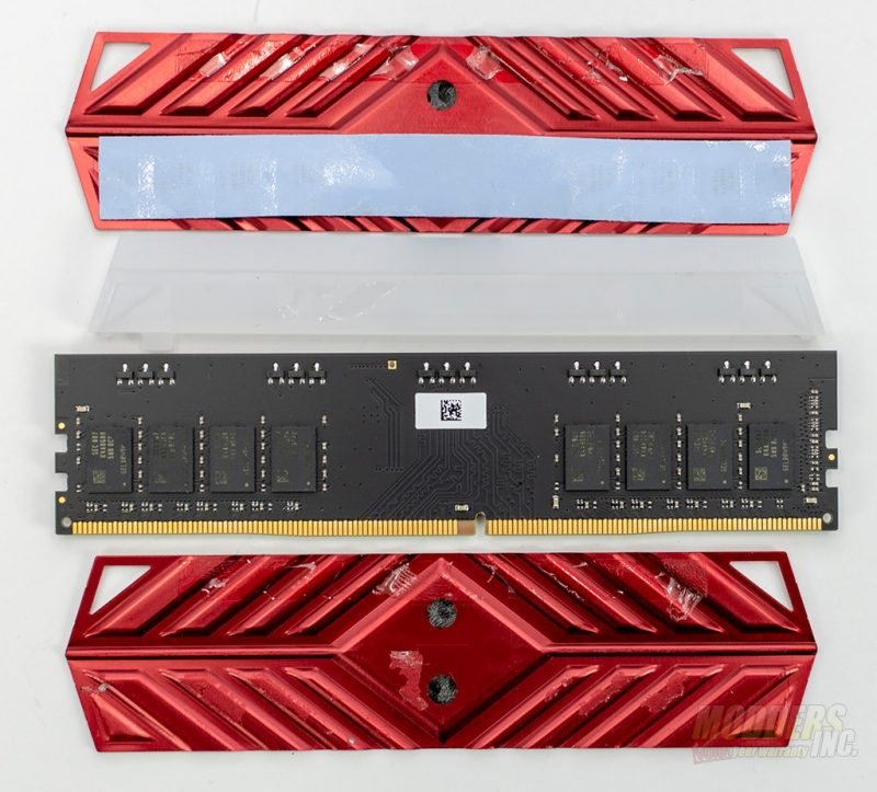 ADATA XPG SPECTRIX D41 3000MHz RGB Memory Review ADATA, led, rgb, Samsung, xpg 5