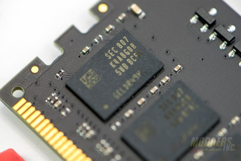 ADATA XPG SPECTRIX D41 3000MHz RGB Memory Review ADATA, led, rgb, Samsung, xpg 6