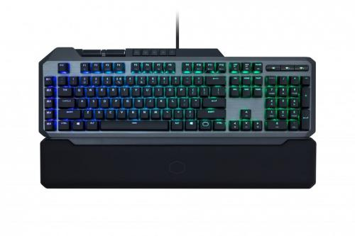 Cooler Master Announces the Release of the their new Gaming Keyboard with Aimpad™: MK850 Aimpoint, cherry mx, Cooler Master, Gaming Keyboard, rgb led 2