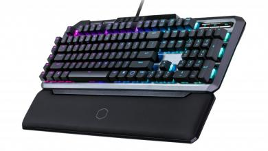 Cooler Master Announces the Release of the their new Gaming Keyboard with Aimpad™: MK850 Aimpoint, cherry mx, Cooler Master, Gaming Keyboard, rgb led 3