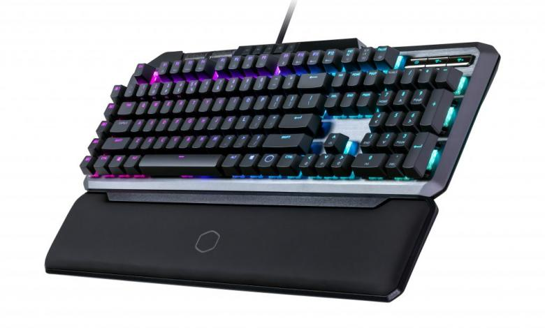 Photo of Cooler Master Announces the Release of the their new Gaming Keyboard with Aimpad™: MK850