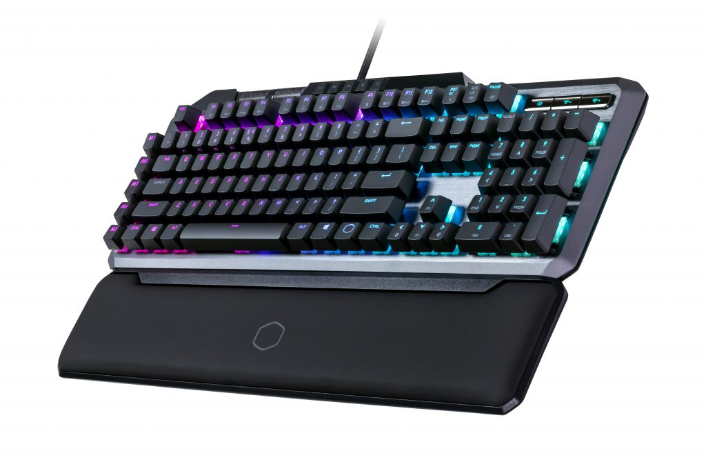 Cooler Master Announces the Release of the their new Gaming Keyboard with Aimpad™: MK850