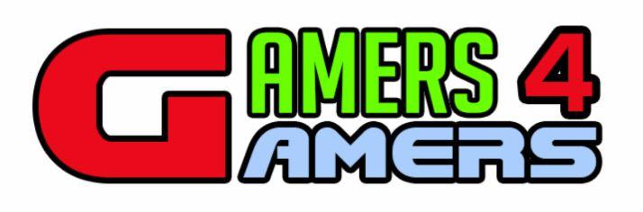 Gamers4Gamers logo