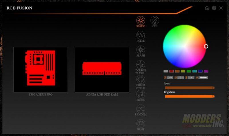 ADATA XPG SPECTRIX D41 3000MHz RGB Memory Review ADATA, led, rgb, Samsung, xpg 2
