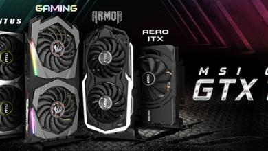 Photo of MSI GeForce® GTX 1660 Ti Series Graphics Cards Available Now
