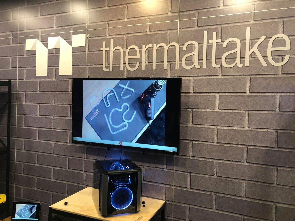 Thermaltake announces their TT Liquid Cooled Gaming Systems at PAX East. Custom PCs, modders-inc, PAX, pax east, PAX East 2019, Thermaltake, Thermaltake PAX East, TT LCGS, Watercooled PCs 8