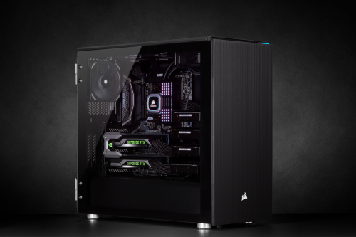 CORSAIR Launches Crystal Series 680X RGB and Carbide Series 678C Cases 678C Black 47