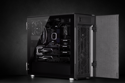 CORSAIR Launches Crystal Series 680X RGB and Carbide Series 678C Cases 678C Black 52