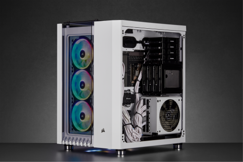 CORSAIR Launches Crystal Series 680X RGB and Carbide Series 678C Cases 680X RGB White 22