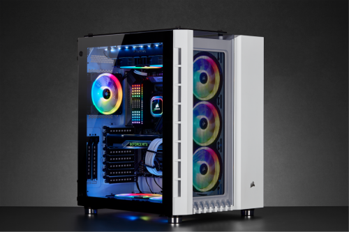 CORSAIR Launches Crystal Series 680X RGB and Carbide Series 678C Cases 680X RGB White 23