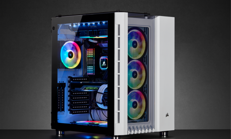 Photo of CORSAIR Launches Crystal Series 680X RGB and Carbide Series 678C Cases