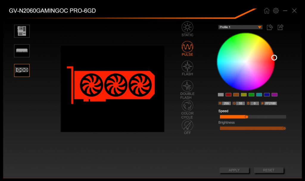Gigabyte RTX 2060 Gaming OC 6G AE5