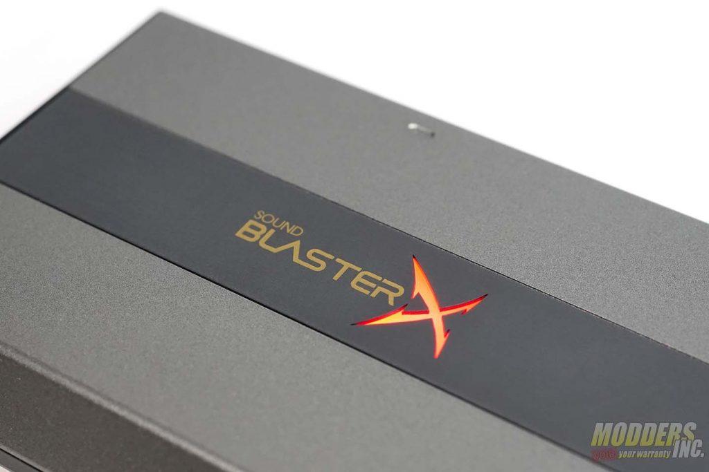 Sound BlasterX G6 External Sound Card Review — Modders-Inc