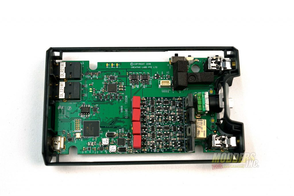 Sound BlasterX G6 External Sound Card Review — Page 3 of 6