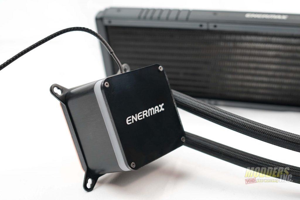 Enermax Liqtech II 360 Review 360 mm AIO coolers, AIO Coolers, All In One CPU Cooler, Enermax, Enermax AIO coolers, Enermax Liqtech II 360, Liqtech II 360, modders-inc 7