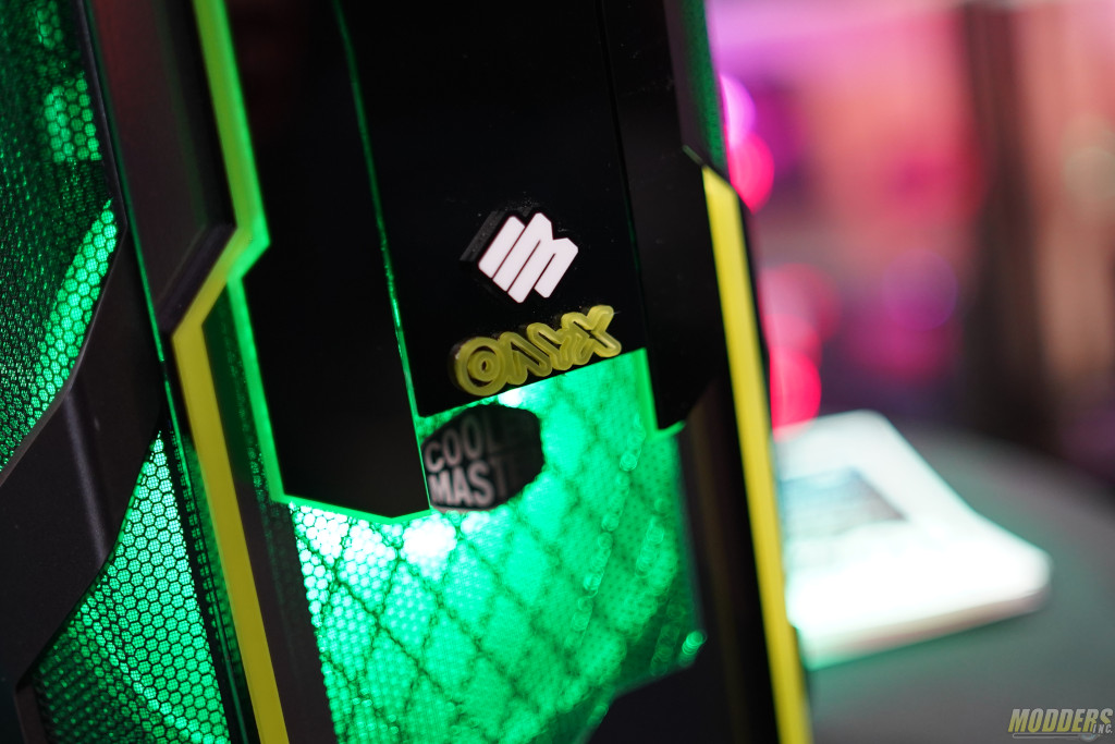 The Onyx Mod from Envious Mods. case modding, Cooler Master, PAX 1