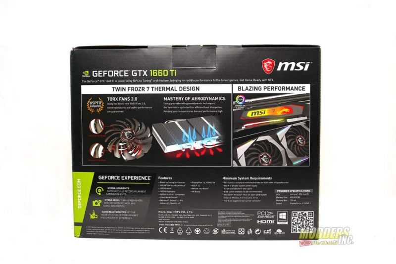 MSI Gaming X Geforce GTX 1660 TI Review Gaming, Gaming X, Geforce GTX 1660 ti, Graphics Card, GTX 1660 ti, modders-inc, MSI, MSI Gaming X 1660 ti, Twin Frozr 7, Video Card 2