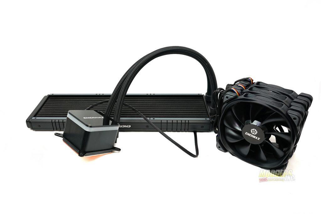 Enermax Liqtech II 360 Review 360 mm AIO coolers, AIO Coolers, All In One CPU Cooler, Enermax, Enermax AIO coolers, Enermax Liqtech II 360, Liqtech II 360, modders-inc 1