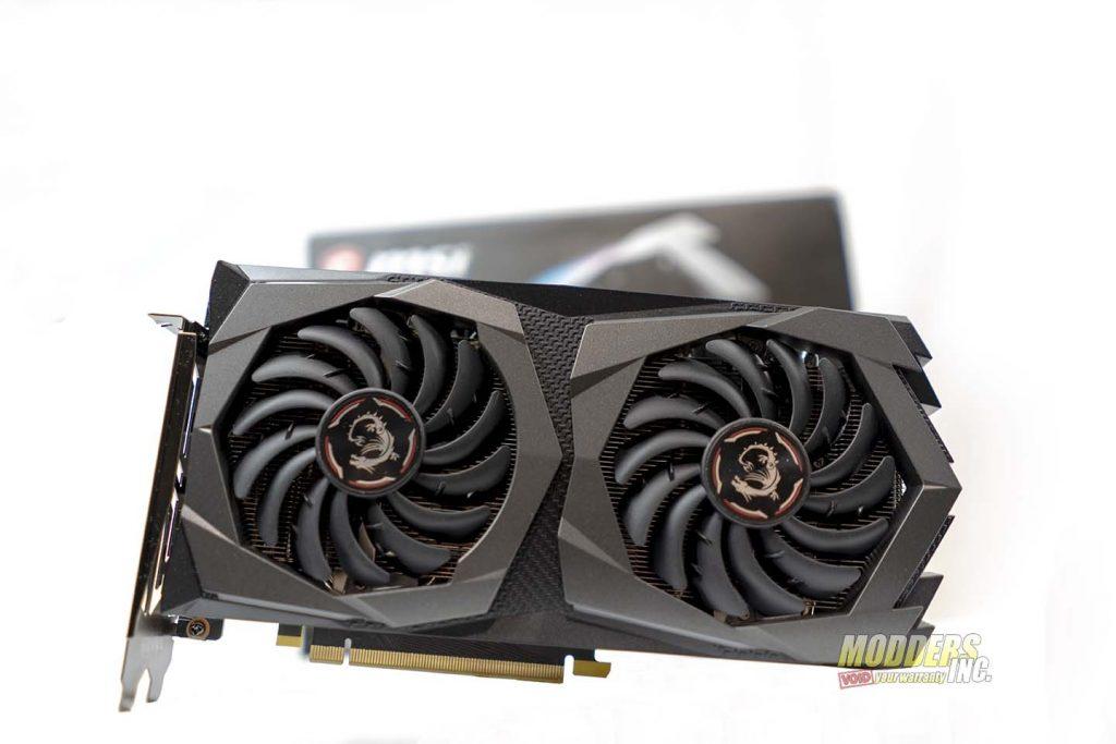 MSI Gaming X Geforce GTX 1660 TI Review