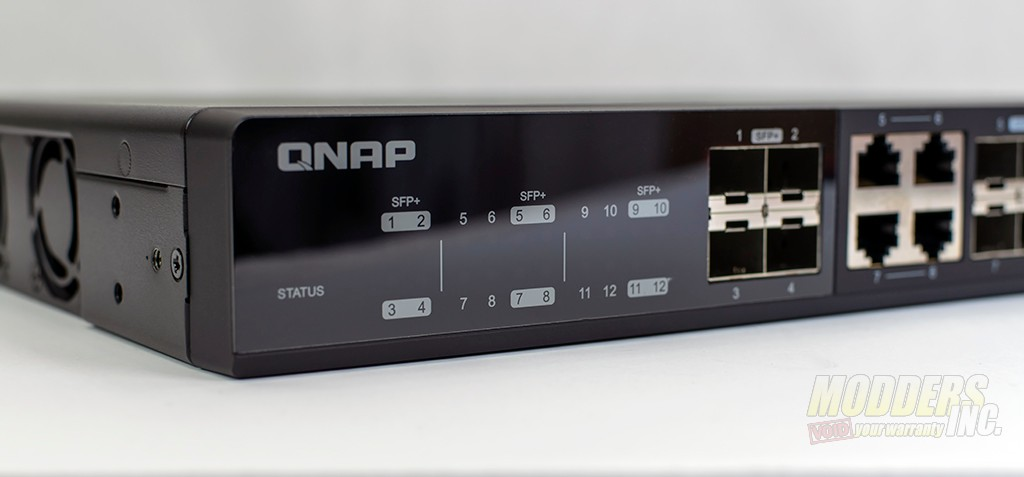 QNAP QSW-1208-8C-US 12-Port Unmanaged 10GbE Switch — Page 2 of 4
