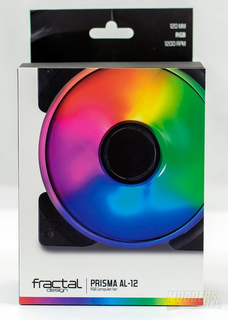 Fractal Design Prisma AL-12 RGB Fan Review DSC 2688