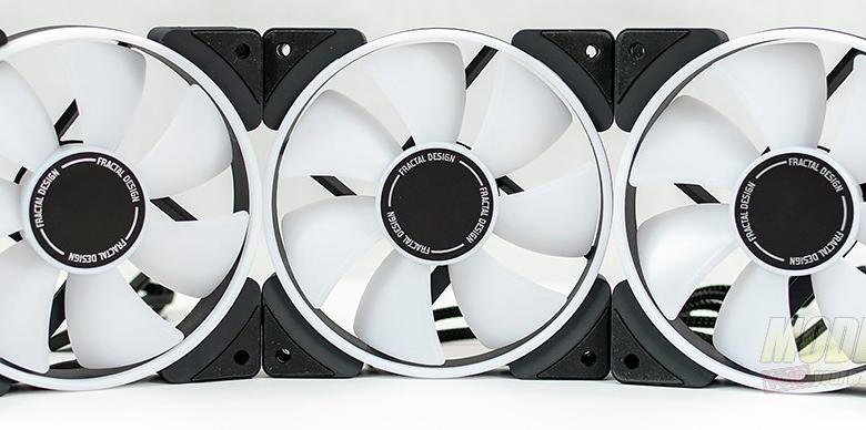 Photo of Fractal Design Prisma AL-12 RGB Fan Review