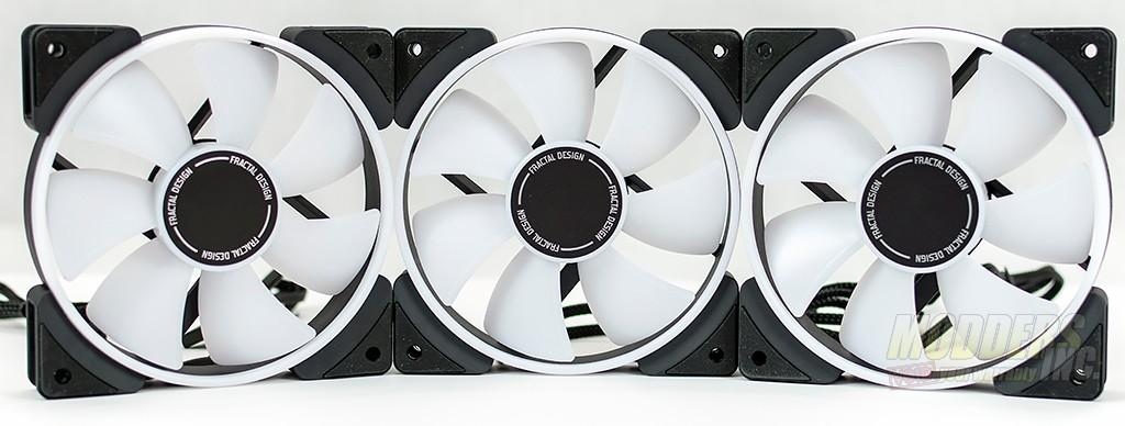 Fractal Design Prisma AL-12 RGB Fan Review