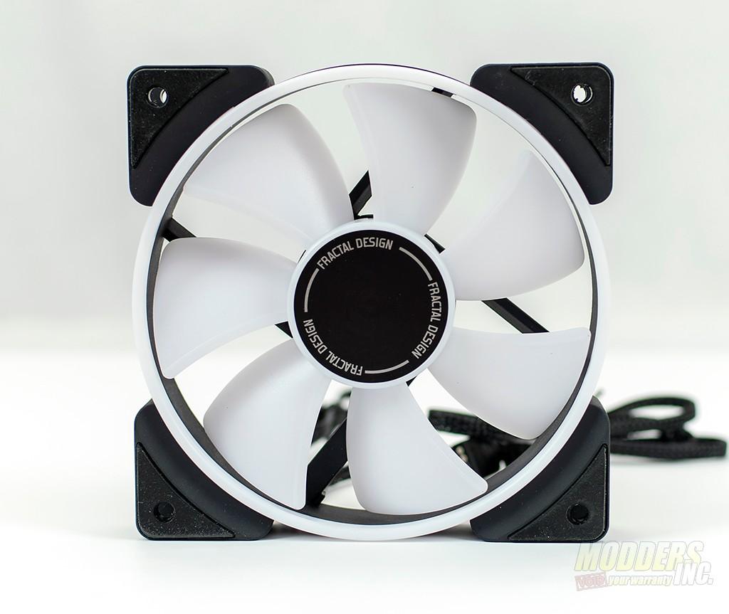 Fractal Design Prisma AL-12 RGB Fan Review aRGB fan, Case Fan, radiator, Water Cooling 2