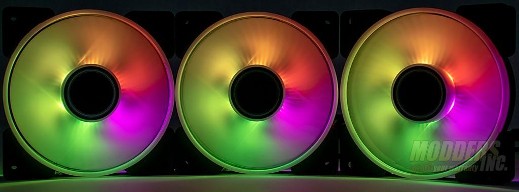 Fractal Design Prisma AL-12 RGB Fan Review aRGB fan, Case Fan, radiator, Water Cooling 1