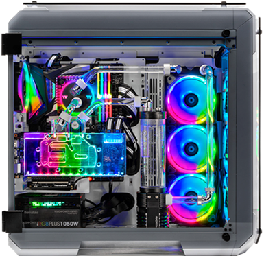 Thermaltake announces their TT Liquid Cooled Gaming Systems at PAX East. Custom PCs, modders-inc, PAX, pax east, PAX East 2019, Thermaltake, Thermaltake PAX East, TT LCGS, Watercooled PCs 2