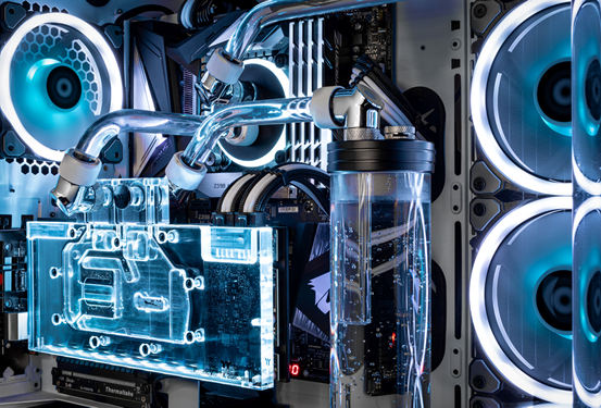 Thermaltake announces their TT Liquid Cooled Gaming Systems at PAX East. Custom PCs, modders-inc, PAX, pax east, PAX East 2019, Thermaltake, Thermaltake PAX East, TT LCGS, Watercooled PCs 5