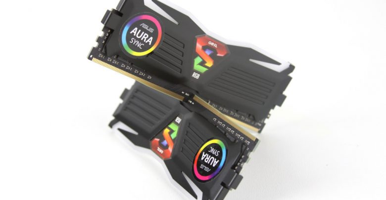 Photo of GEIL Super Luce 3200 RGB SYNC Ready Ram Review
