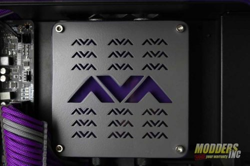 AVADirect Section 9 System Overview AVADirect, modded case 12