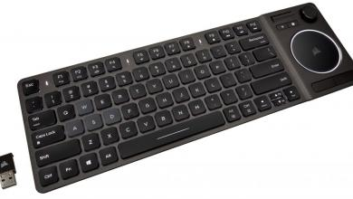 Lounge Wizard - Introducing the K83 Wireless Entertainment Keyboard from CORSAIR 16