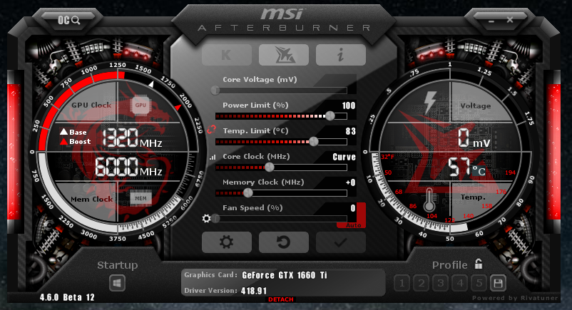 MSI Gaming X Geforce GTX 1660 TI Review — Page 9 of 10