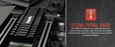 VIPER GAMING launches Viper VPN100 PCIe M.2 SSD NVMe SSD, PCIE, PCIe NVMe SSD, SSD 5