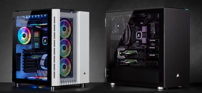 CORSAIR Launches Crystal Series 680X RGB and Carbide Series 678C Cases both cases