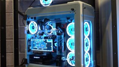 Photo of Thermaltake announces their TT Liquid Cooled Gaming Systems at PAX East.