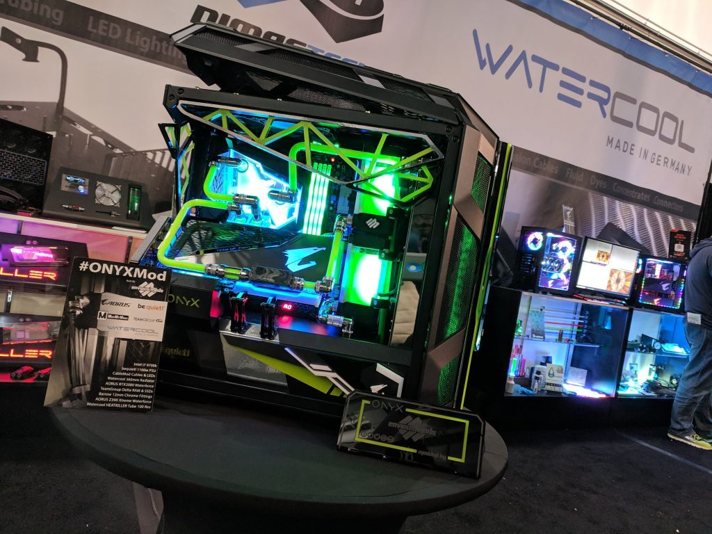ModMyMods at Pax East 2019 Modders-Inc Pax East, ModMyMods, ModMyMods Pax East, PAX, pax east, PAX East 2019, Skelly J 8