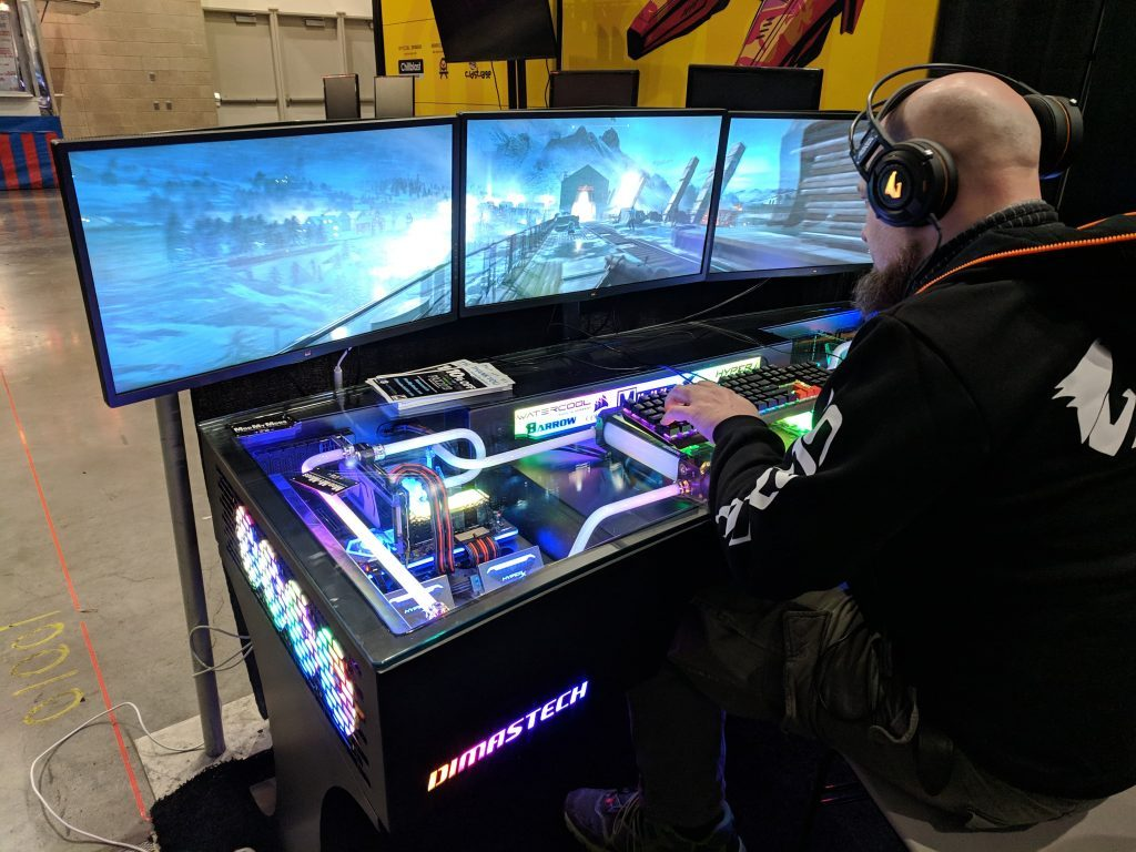 ModMyMods at Pax East 2019 Modders-Inc Pax East, ModMyMods, ModMyMods Pax East, PAX, pax east, PAX East 2019, Skelly J 5