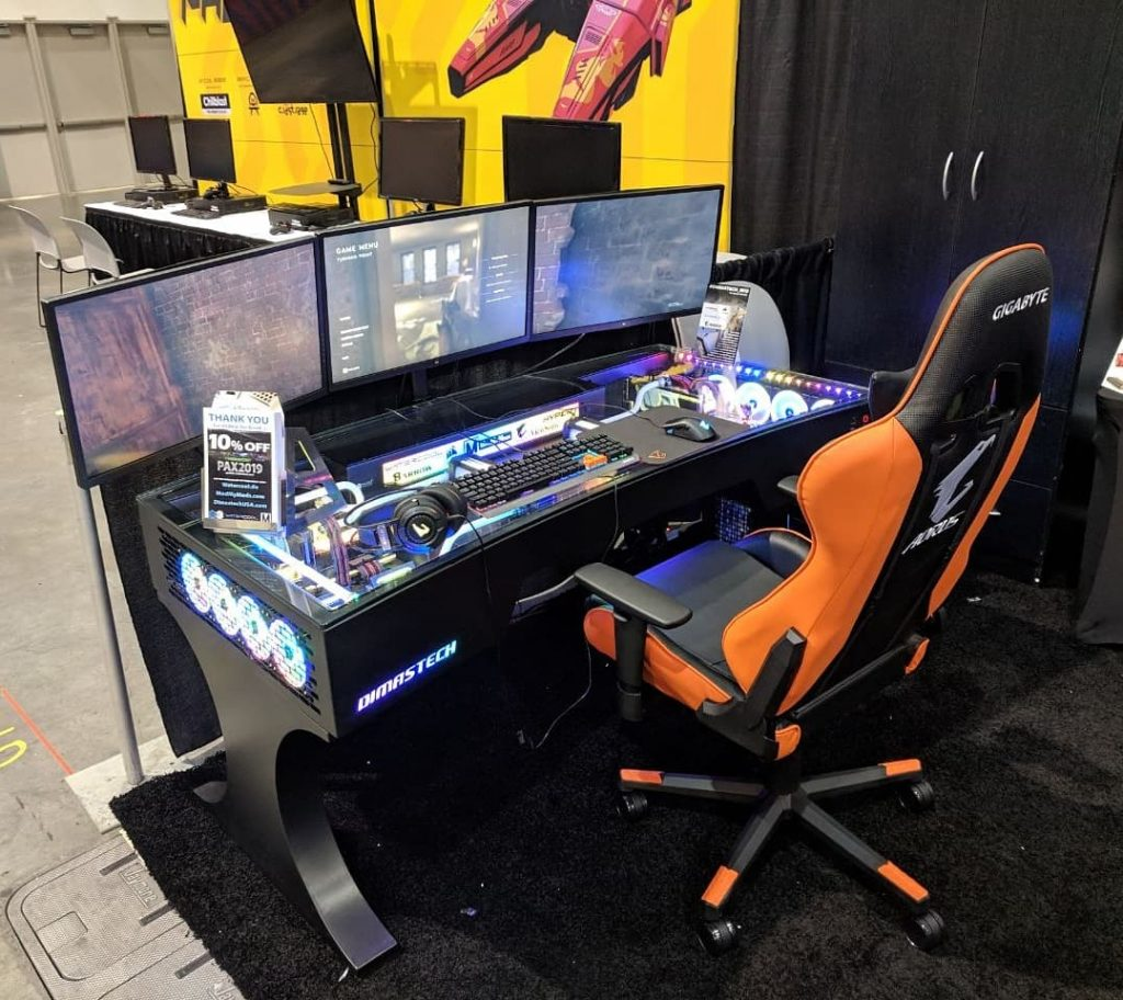 ModMyMods at Pax East 2019 Modders-Inc Pax East, ModMyMods, ModMyMods Pax East, PAX, pax east, PAX East 2019, Skelly J 4