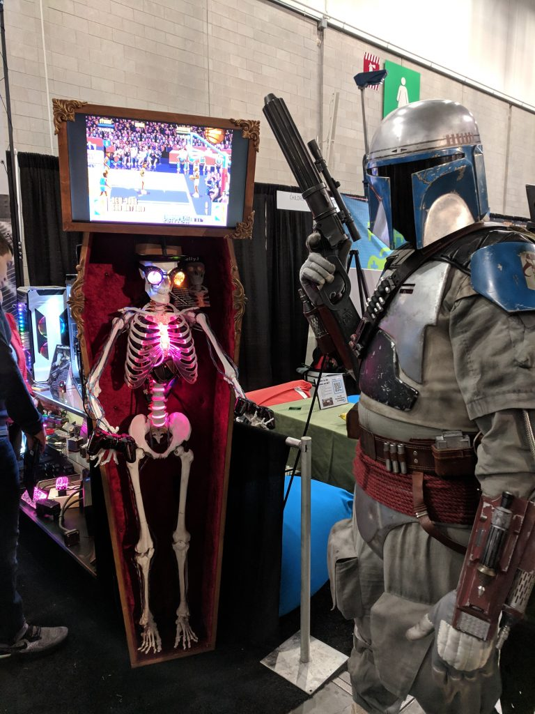 ModMyMods at Pax East 2019 Modders-Inc Pax East, ModMyMods, ModMyMods Pax East, PAX, pax east, PAX East 2019, Skelly J 3