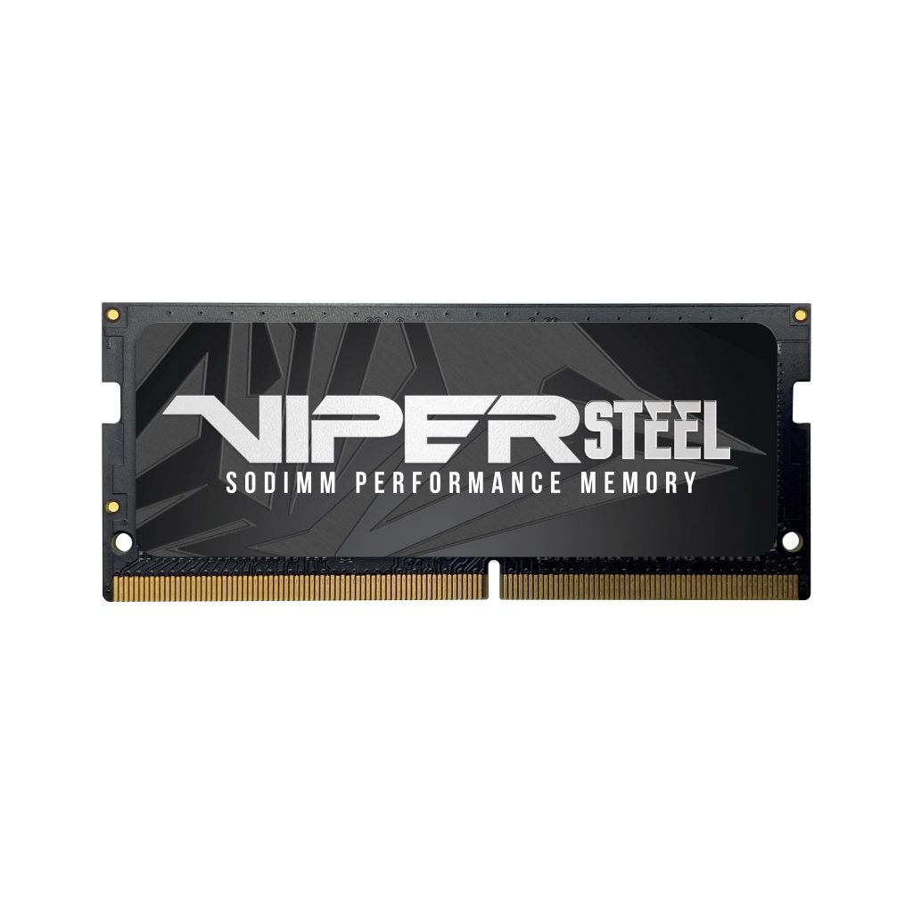 VIPER GAMING announces Viper Steel Series DDR4 SODIMM Performance Memory