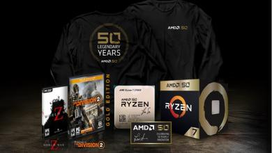 Photo of AMD Turns 50