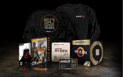 AMD Turns 50 1