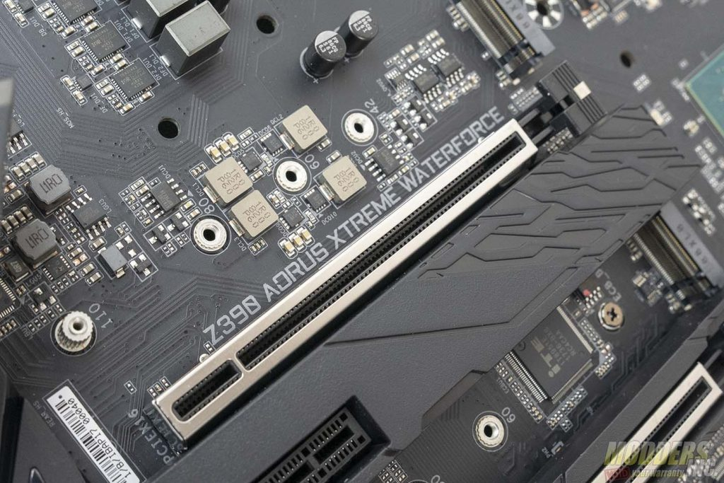 Aorus Xtreme Waterforce Motherboard Review