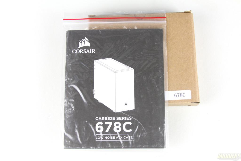 Corsair Carbide 678C Review: A Quiet Case with a Mission Carbide 678C, Corsair, Mid Tower Case, tempered glass 6