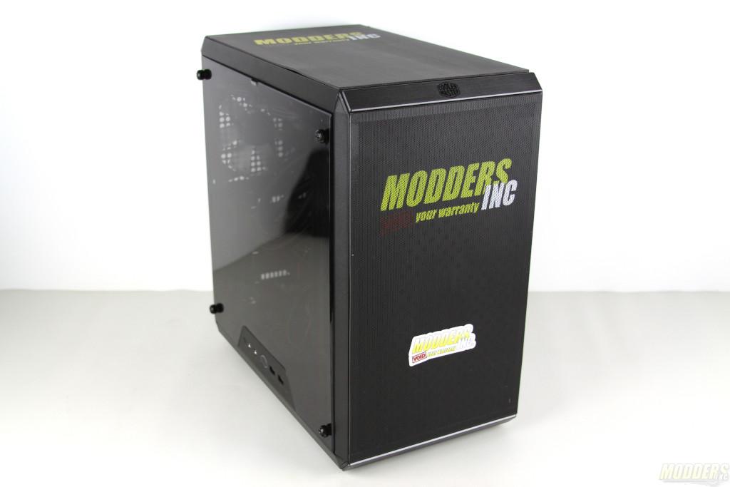 Cooler Master MasterBox Q500L: Review