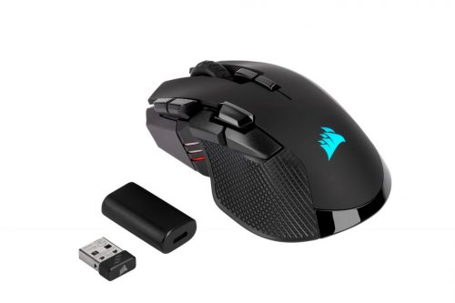 CORSAIR Launches Two New High-Performance Gaming Mice mouse, optical, rgb, wireless